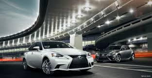 lexus is packages at a glance 2017 lexus model updates