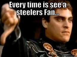 Steelers Suck Meme - steelers suck quickmeme