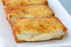 mozzarella in carrozza messinese italian fried mozzarella sandwich the cook