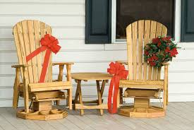 Outdoor Wood Furniture Amish Wooden Furniture Backyard Billy U0027s Baltimore Md
