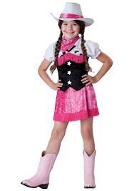 girls halloween costumes girls cowgirl cutie costume