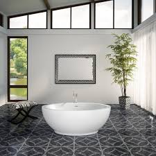 bainultra u0027s new opalia line previews at klaffs bath trends expo