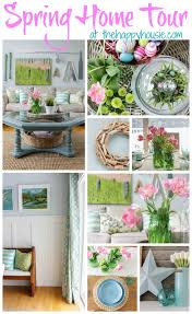 spring home decor ideas spring home tour spring inspiration hoosier homemade