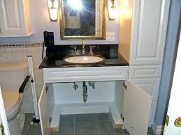 wheelchair accessible bathroom sink u2013 travel2china us