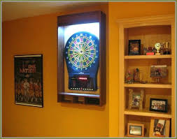 black dart board cabinet chalkboard for dart board cabinet with lights black emakesolutions com