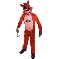 five nights at freddy s youth foxy costume walmart