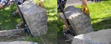 how to build a rock garden with weed prevention canadian budget