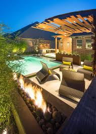 backyard home theater photos hgtv backyard pool with ipe arbor creative furniture fire