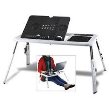 sofa laptop table adjustable computer mobile in bed table for