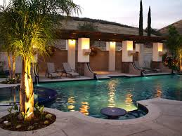 Pool With Pergola by Photo Page Hgtv