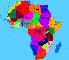 Egypt Africa Map by African Breakdown Map Game Thefutureofeuropes Wiki Fandom