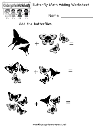 butterfly math worksheets free worksheets library download and