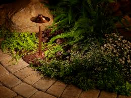 Malibu Copper Landscape Lights by Outdoor Path Lighting Fixtures