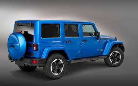 jeep rubicon 2017 pink jeep wrangler news cj66 version revealed page 3 page 3