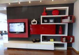 Modern Wall Unit Designs For Living Room Inspiring Exemplary Wall - Modern wall unit designs for living room