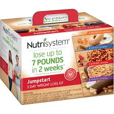 Breakfast Food Cereal Walmart Com by Nutrisystem 5 Day Jumpstart Weight Loss Kit Walmart Com