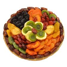 fruit gift broadway basketeers dried fruit gift tray gourmet