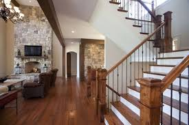 Cuscowilla Lake Home Indian Trail Traditional Staircase