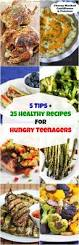5 tips and 25 healthy recipes for hungry teenagers jeanette u0027s