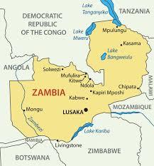 map of zambia zambia lhl
