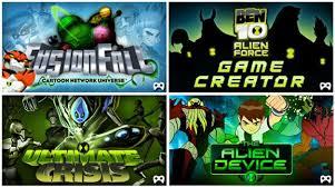 play free games ben10 alienforce ultimate benten game