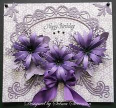 173 best cards birthday floral images on pinterest birthday