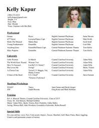 Official Resume Kelly Kapur Official Resume By Kelly Kapur Issuu