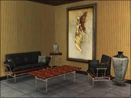 mod the sims ramsay living room set