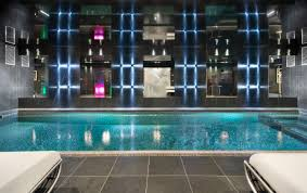 inside swimming pool luxurious ski in out chalet in courchevel kingsavenue com