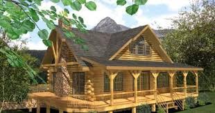 big sky log cabin floor plan log cabin homes designs for nifty sle big sky color view side