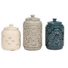 cream kitchen canisters cream kitchen canisters amazon com