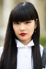 4 bangs hairstyles to bang or not to bang fashion tag blog