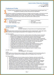 Sample Driver Resume by 5 A Good Cv Sample Driver Resume