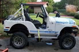 jeep rock crawler buggy 4x4 feature 1979 jeep cj5