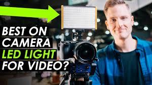 best on camera led light u2014 ikan onyx bi color on camera led video