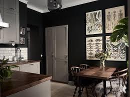 dark walls stylish and cozy home with dark walls coco lapine designcoco