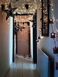 bedroom idea sting the icycles into crown molding to hide the
