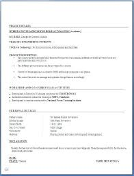 curriculum vitae format for engineering students pdf to jpg regular resume format micxikine me