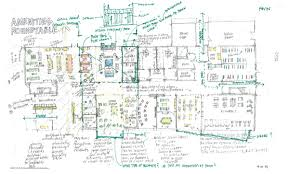 Slippery Rock University Map The Foundry At 41st Rothschild Doyno Collaborative