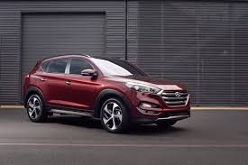 crossover cars 2017 is muscle coming to hyundai s crossover lineup does it need it