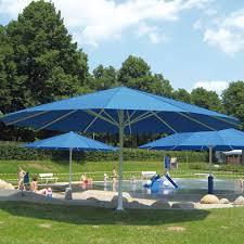 Backyard Umbrellas Large - giant extra large patio umbrellas type tl tlx caddetails