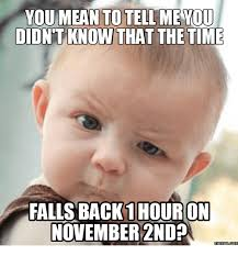 Meme Time - 25 best memes about time change meme time change memes