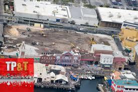 Universal Studios Orlando Map 2015 Universal Orlando Resort Aerial Construction Update U2013 Volcano Bay