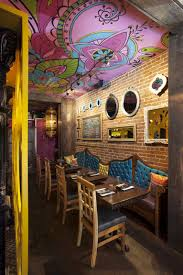 coolest indian restaurant interior design h35 for your