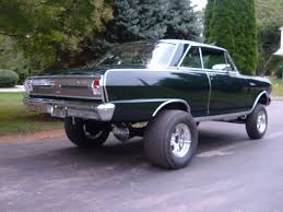 fesler built 1972 chevy nova