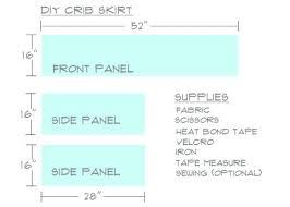 Crib Mattress Dimensions A Reference Guide To Standard Mattress Sizes Standard Crib
