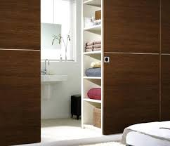 Closet Sliding Doors Sliding Wooden Closet Doors Decorating Sliding Wood Closet Doors