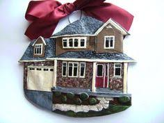 house key ornament key confetti ribbon done