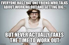 Skinny Guy Meme - skinny gym guy meme generator imgflip