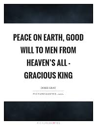 peace on earth quotes sayings peace on earth picture quotes